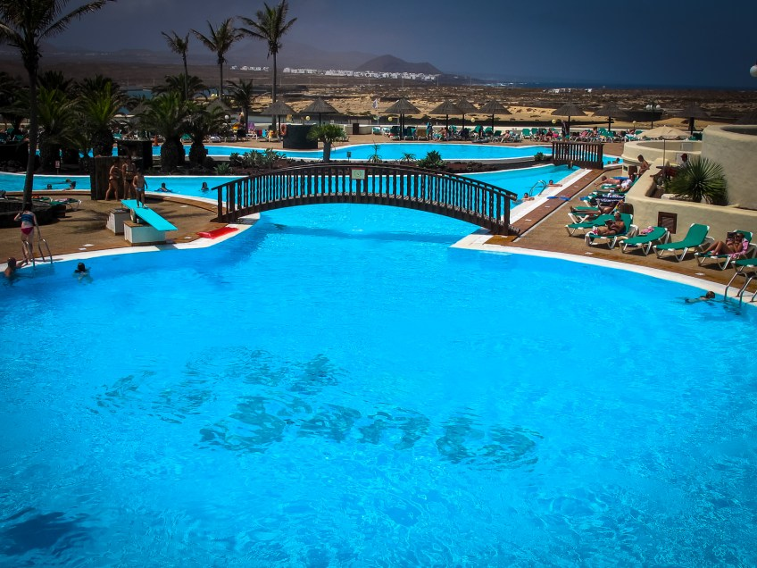 Sea-Air-Land Camp Lanzarote