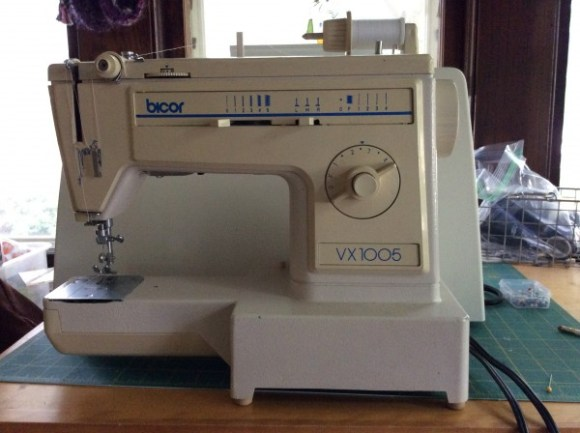 A Saga of Sewing Machines: Review of Bicor, Viking, Bernina
