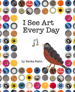 I See Art Every Day (cover). 2016
