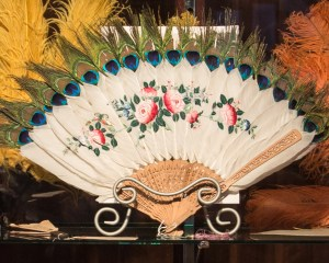 Feather Fan ~1860s