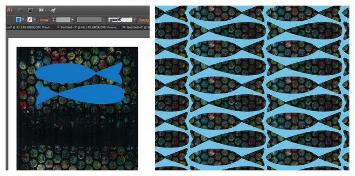 Three Minute Tutorial: Clipping Mask in Illustrator | Becka's Project Journal