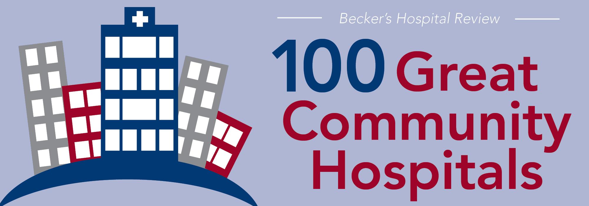 Great Community Hospitals 2016 Logo