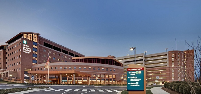 Anne Arundel Medical Center  100 Hospital and Health Systems with Great Womens Health Programs