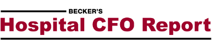 Becker's CFO Logo