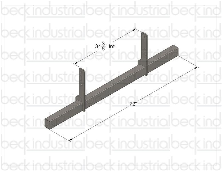 Beck Industrial Impact Gaurd With Out Steps, Bumper