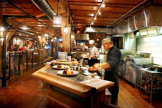 Restaurant Skien  Becks Brasserie