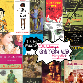 The YA Classics Catch Up Blogathon