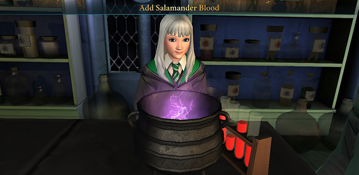 Hogwarts Mystery - April 2018 Monthly Recap by BeckyBecky Blogs