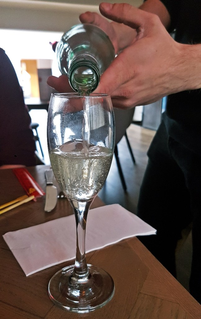 Bottomless Prosecco at Bar Soba in Leeds - Bottomless Lunch Review by BeckyBecky BlogsThe street view of Bar Soba in Leeds - Bottomless Lunch Review by BeckyBecky Blogs