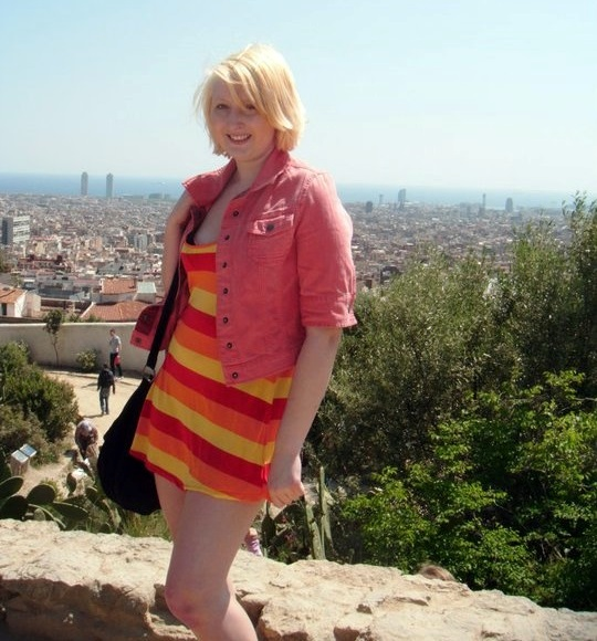 Reminiscing about Barcelona by BeckyBecky Blogs