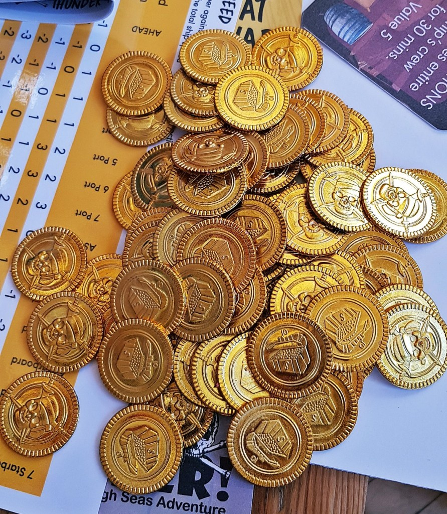 Gold coins - How to Write a Megagame, Part 4, Mechanics