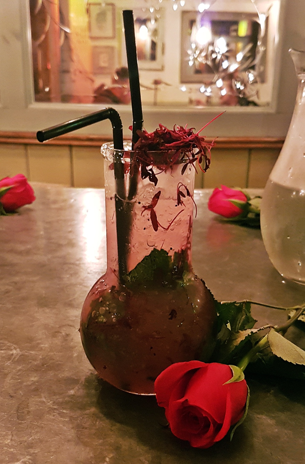 The Botanist cocktail - Gin Masterclass at the Botanist Leeds, review by BeckyBecky Blogs