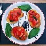 Red pepper bruschetta recipe by BeckyBecky Blogs