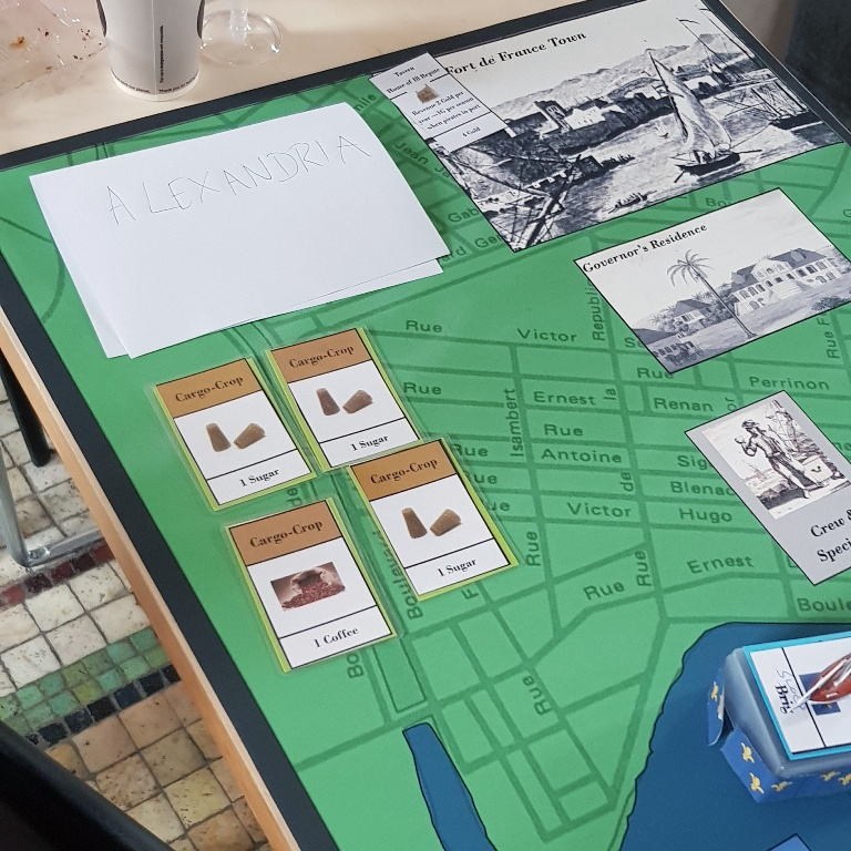 Alexandria - Buccaneer Megagame After Action Report by BeckyBecky Blogs