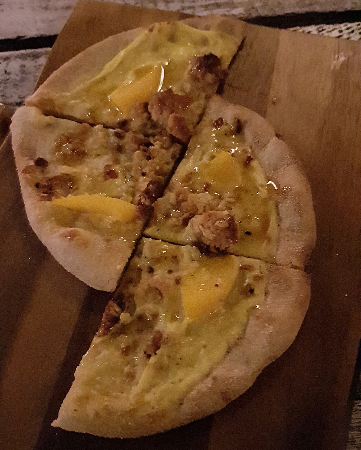 Blame Canada Dessert Pizza - Cuckoo, the newest cocktail and pizza bar on Call Lane in Leeds - Bar Review by BeckyBecky Blogs
