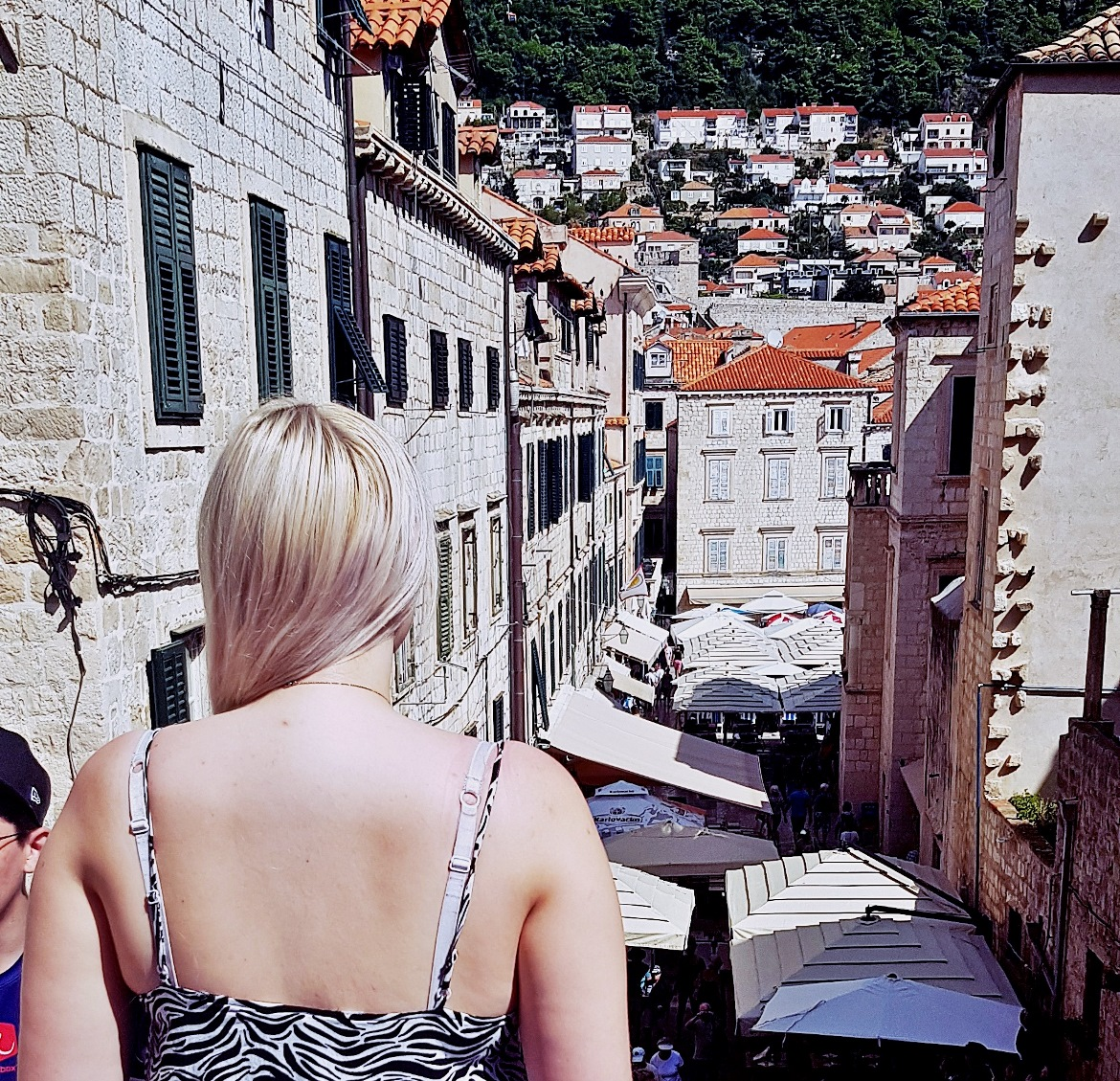 The Shame Steps from Game of Thrones - Sightseeing in Dubrovnik, Croatia - Top Travel Tips by BeckyBecky Blogs