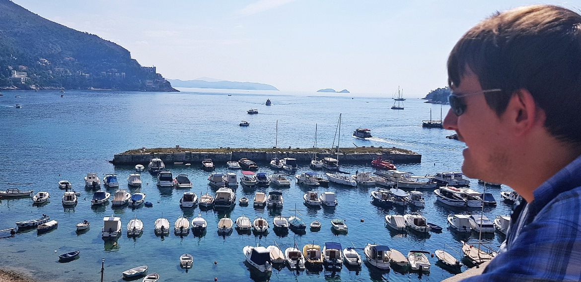 View from the City Walls - Sightseeing in Dubrovnik, Croatia - Top Travel Tips by BeckyBecky Blogs