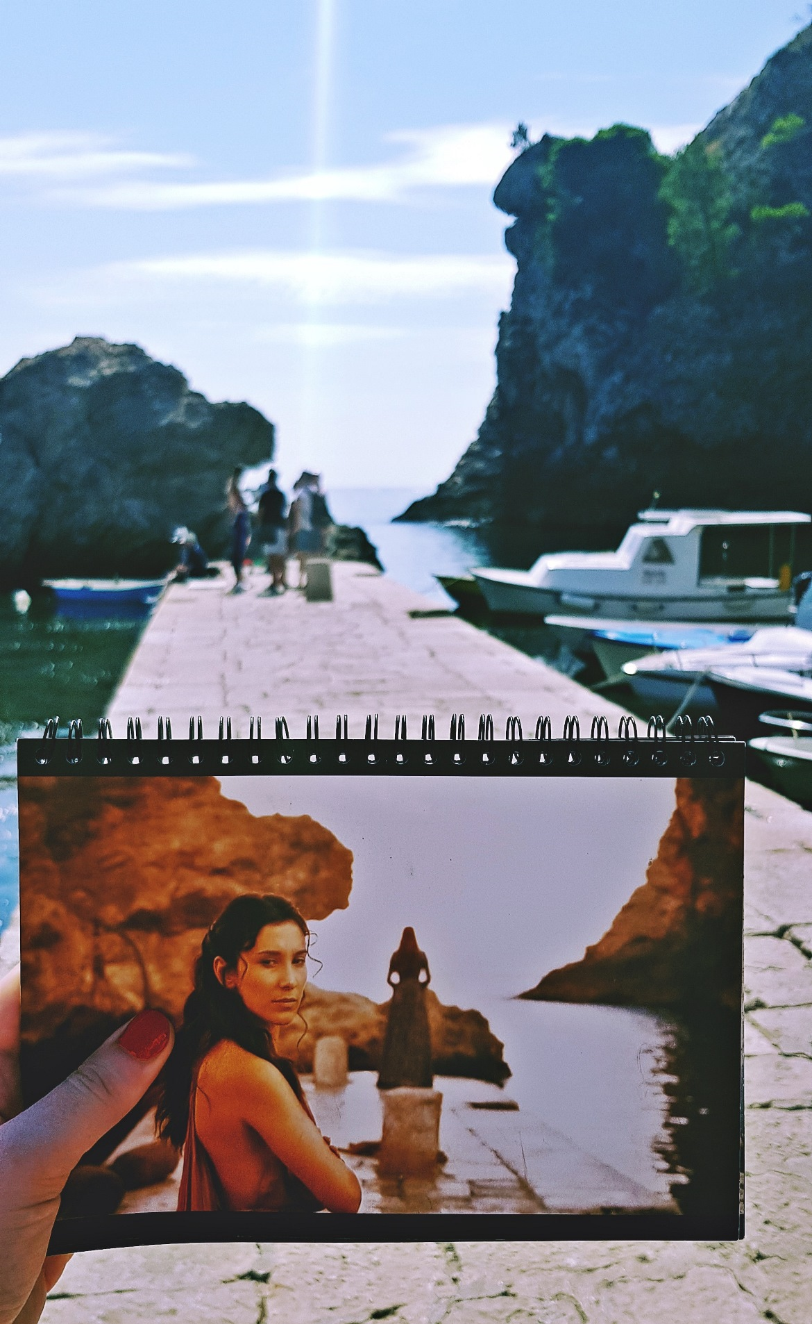 Dubrovnik pier on the Game of Thrones tour - Croatia in Photographs by BeckyBecky Blogs