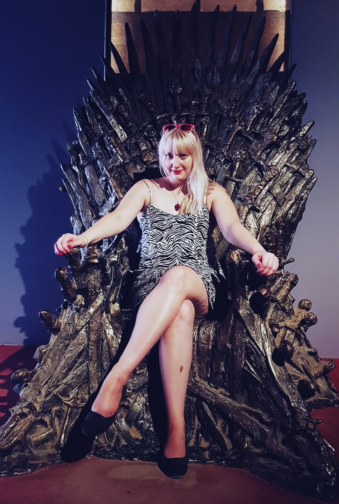The Iron Throne on Lokrum - Sightseeing in Dubrovnik, Croatia - Top Travel Tips by BeckyBecky Blogs
