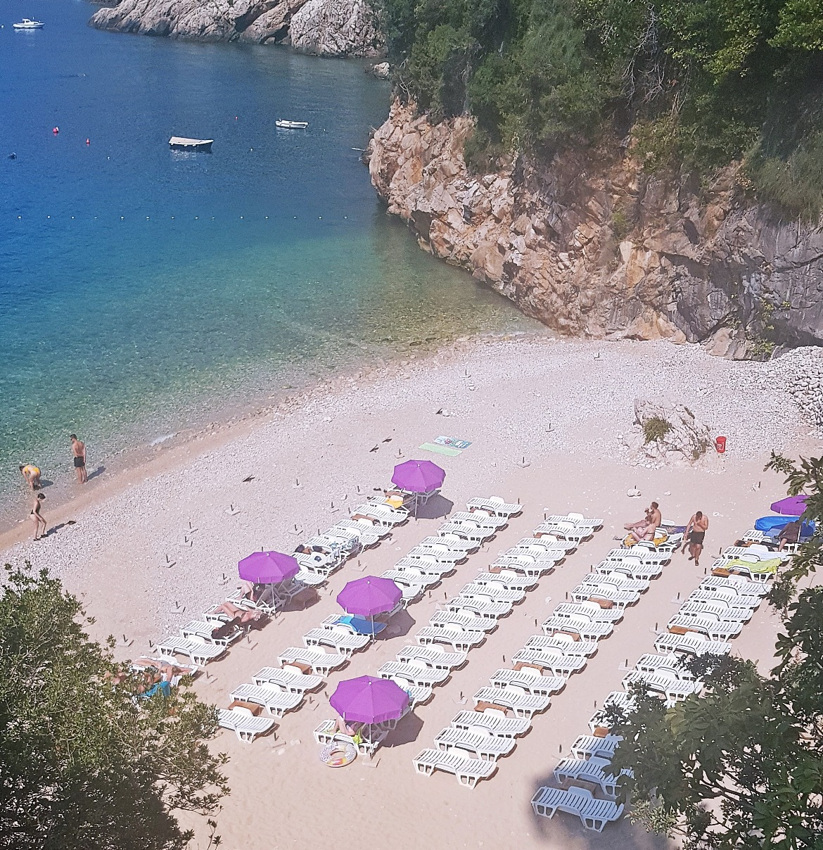 Sveti Jakov beach - Sightseeing in Dubrovnik, Croatia - Top Travel Tips by BeckyBecky Blogs