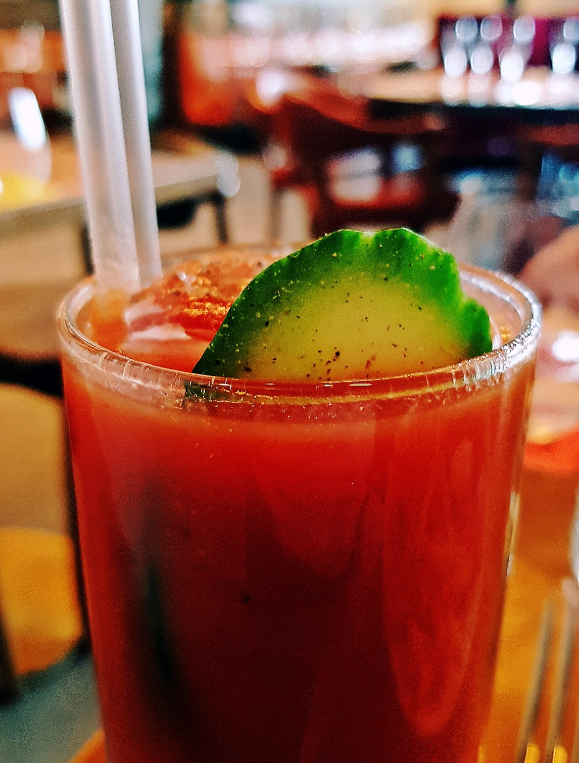 Bloody Mary - Bottomless Brunch at East 59th, Leeds Restaurant Review by BeckyBecky Blogs