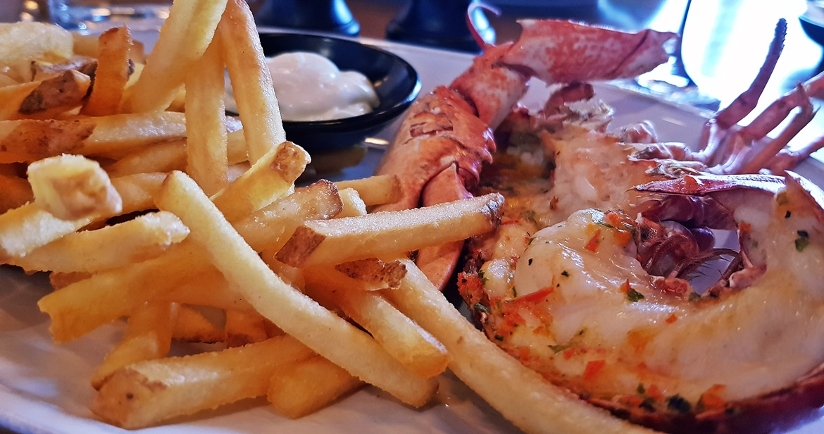 Lobster frites - Bottomless Brunch at East 59th, Leeds Restaurant Review by BeckyBecky Blogs