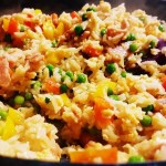 Egg fried rice - recipe by BeckyBecky Blogs