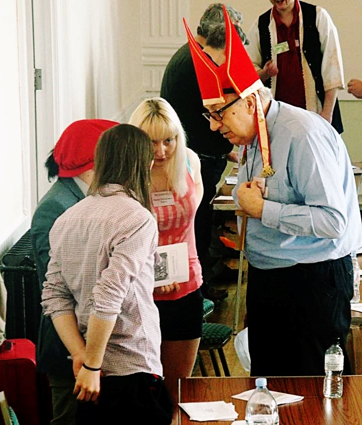 Foxes and Devils megagame - Fifty Megagames by BeckyBecky Blogs