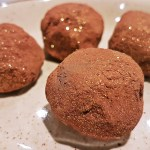 Recipe for Gold Filter Truffles inspired by Deus Ex by BeckyBecky Blogs