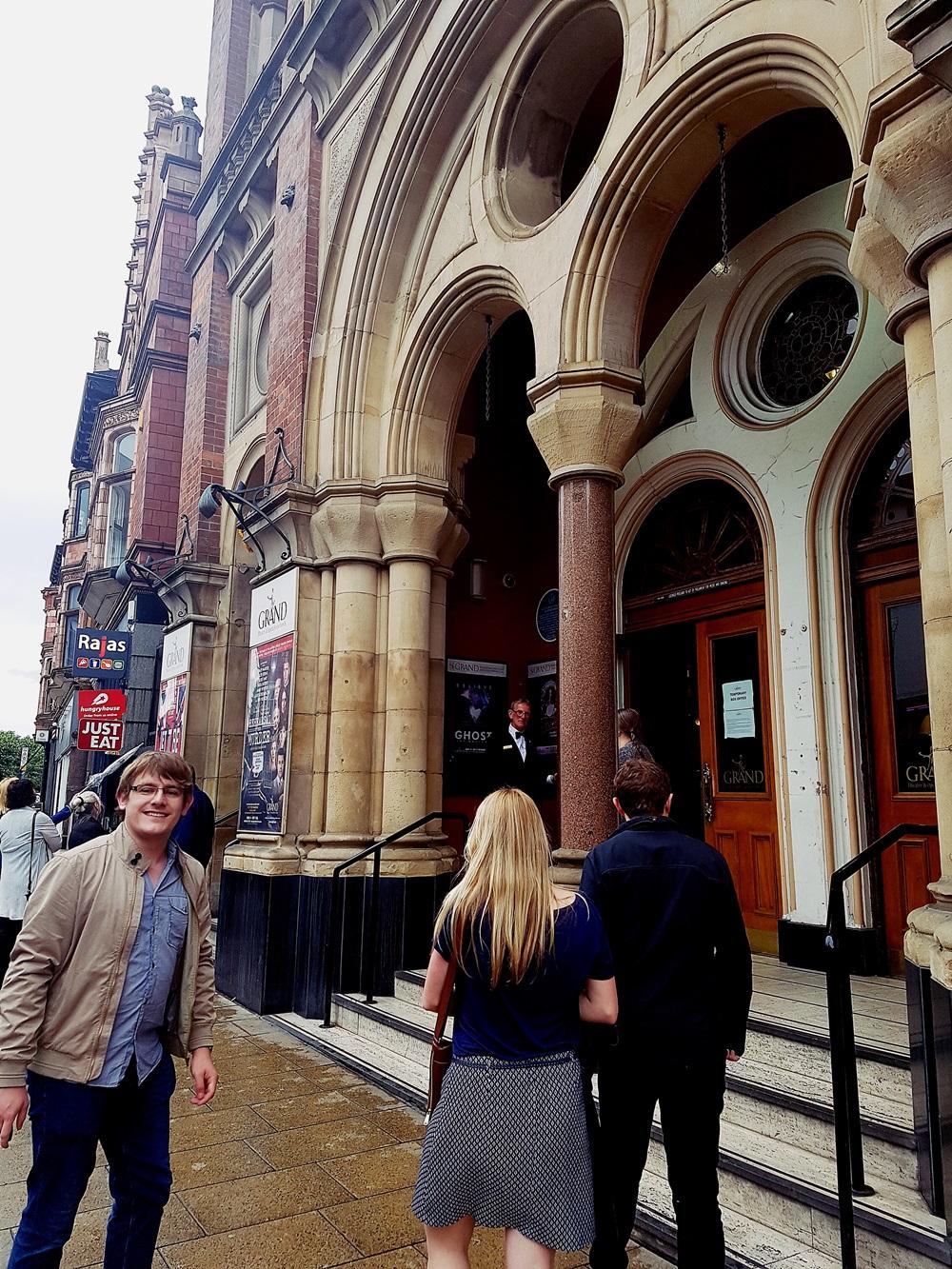The Grand Theatre Leeds
