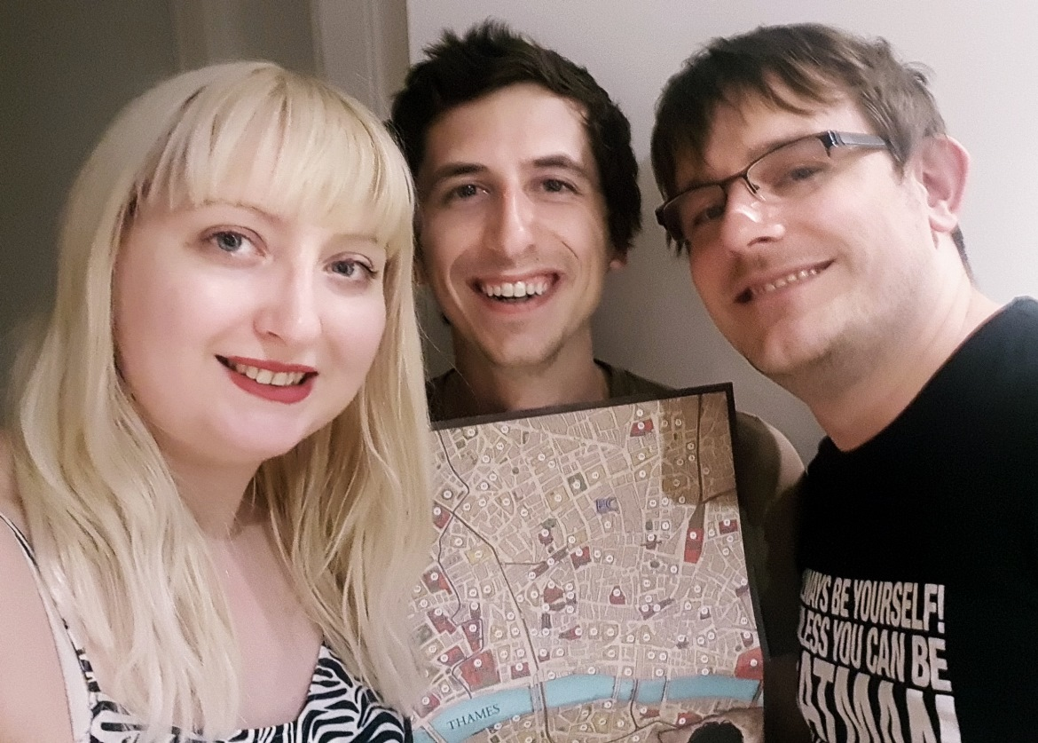 Peter the American megagamer - June 2018 Monthly Recap by BeckyBecky Blogs
