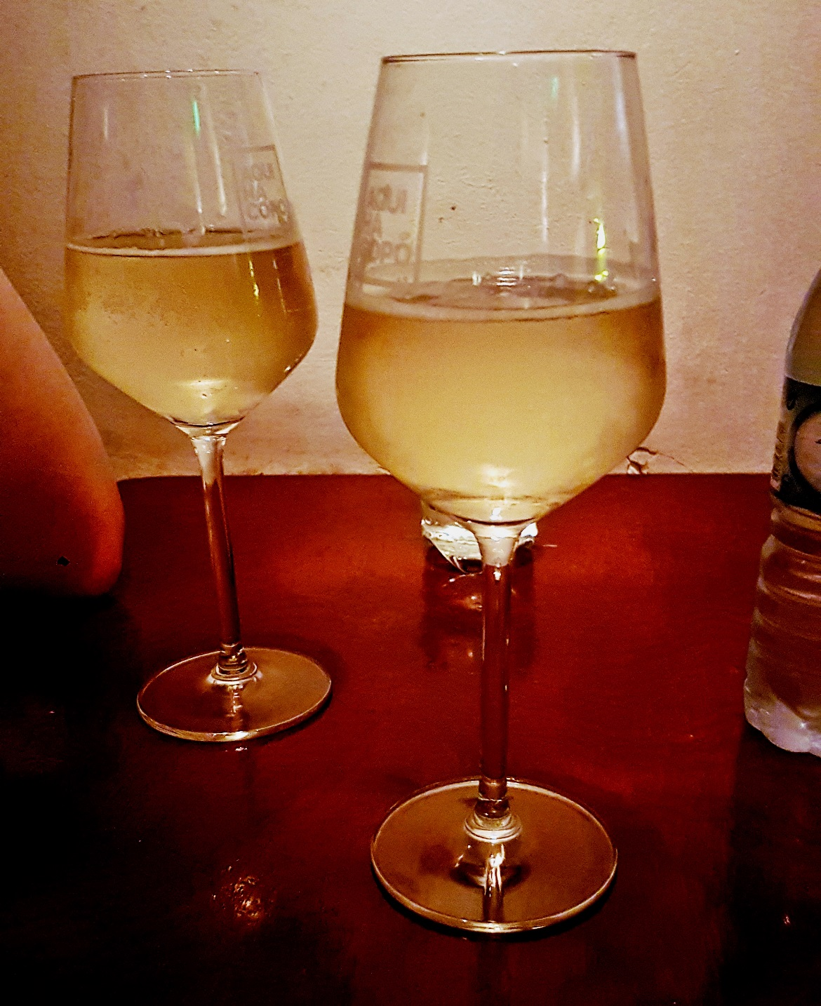 Vinho Verde at Clube da Esquina - Food and Drink in Lisbon, review by BeckyBecky Blogs