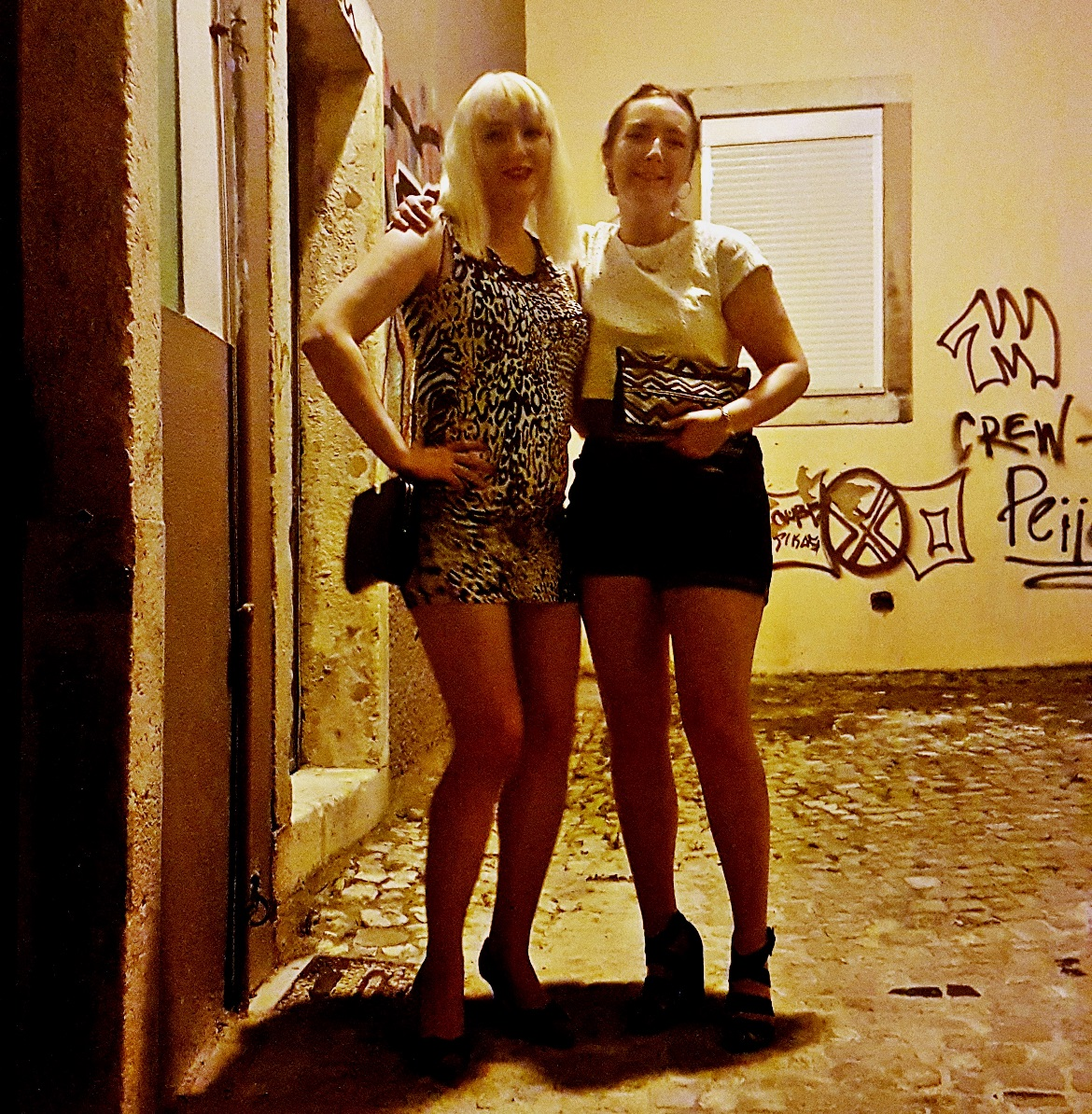 Heading on a night out - Tips for visiting Lisbon by BeckyBecky Blogs