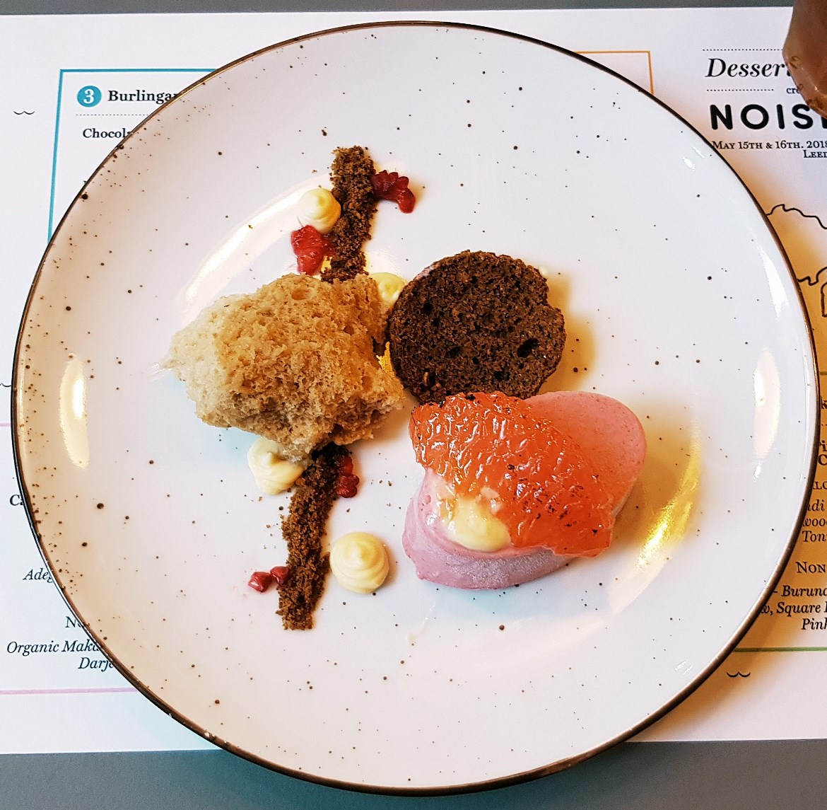 Dessert Dine Out at Noisette Bakehouse, part of Leeds Indie Food Festival - May 2018 Monthly Recap by BeckyBecky Blogs
