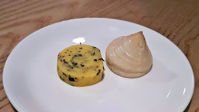 Butter and smoked cod's roe at Mr Nobody, Leeds - Restaurant Review by BeckyBecky Blogs