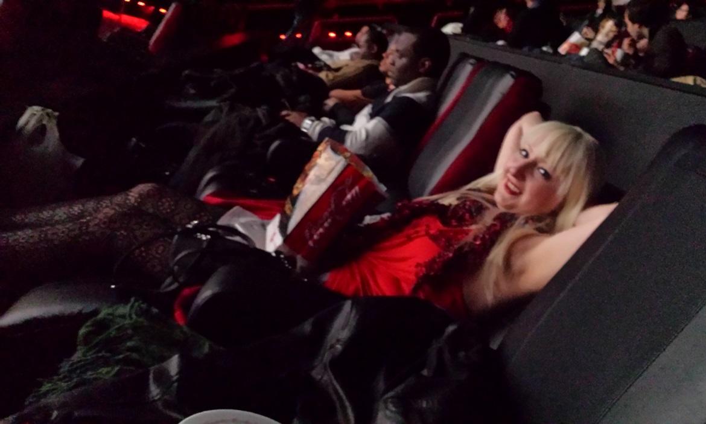 AMC Cinema - New York New York, travel blog by BeckyBecky Blogs
