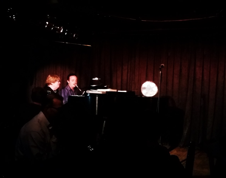 Don't Tell Mama cabaret bar - New York New York, travel blog by BeckyBecky Blogs