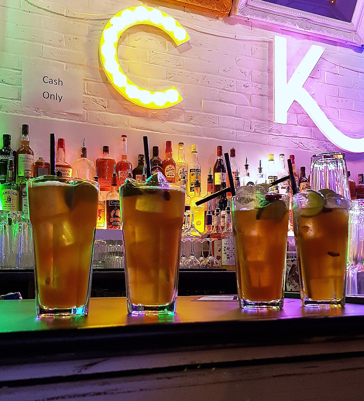 Rum & Raisin Cocktails at Cuckoo Leeds - November Monthly Recap by BeckyBecky Blogs