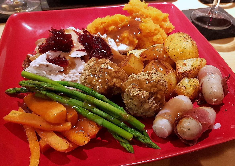 Thanksgiving Dinner - November Monthly Recap by BeckyBecky Blogs