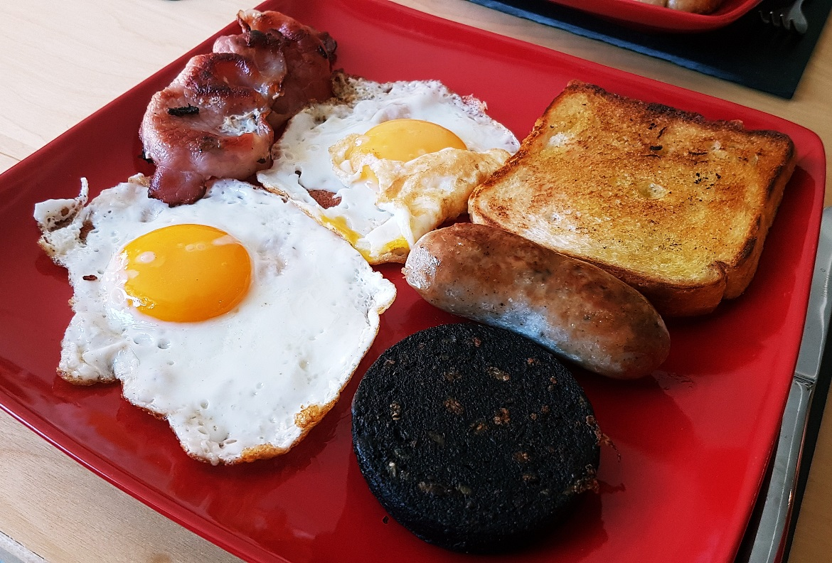 Epic fry up - July 2017 Recap by BeckyBecky Blogs