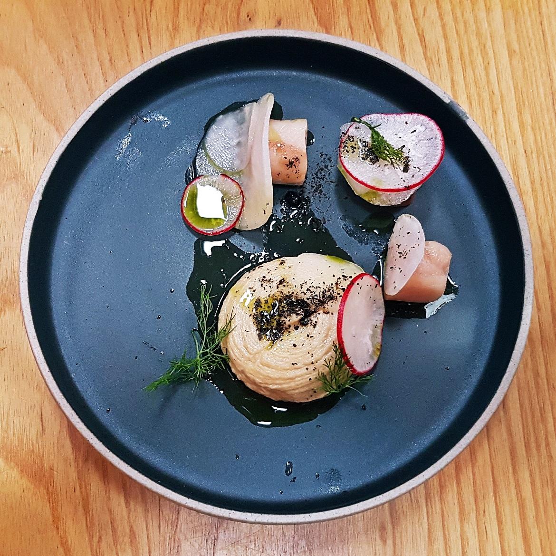 Mackerel - Restaurant Review of Shears Yard, Leeds Restaurant Week menu by BeckyBecky Blogs