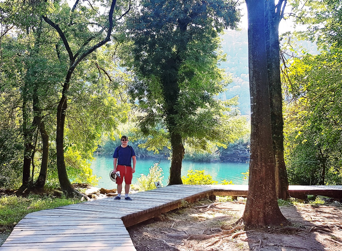 Paths at Krka National Park - Croatia in Photographs by BeckyBecky Blogs
