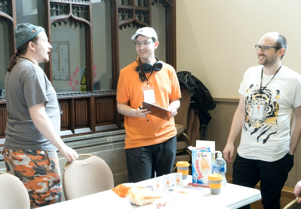 School Radio - Trope High Megagame in Photos by BeckyBecky Blogs