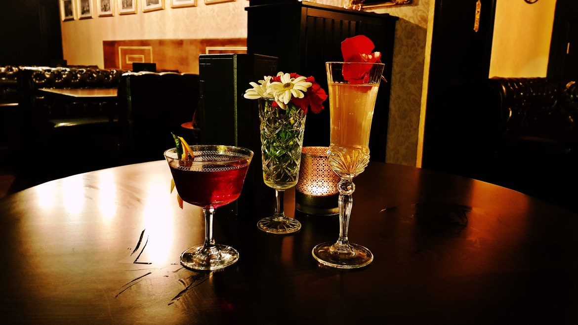 Cocktails at Vice and Virtue Leeds - February 2018 Monthly Recap by BeckyBecky Blogs