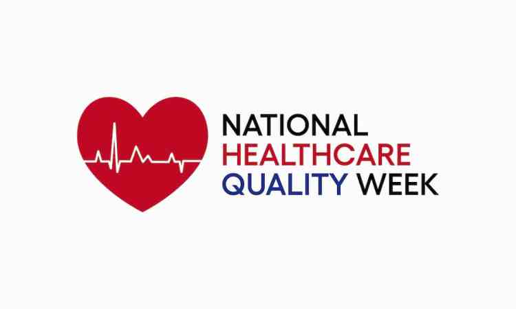 What is National Healthcare Quality Week? | Becky Dorner