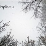 Simplicity - is it just an ideal?