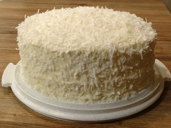 Coconut Cale