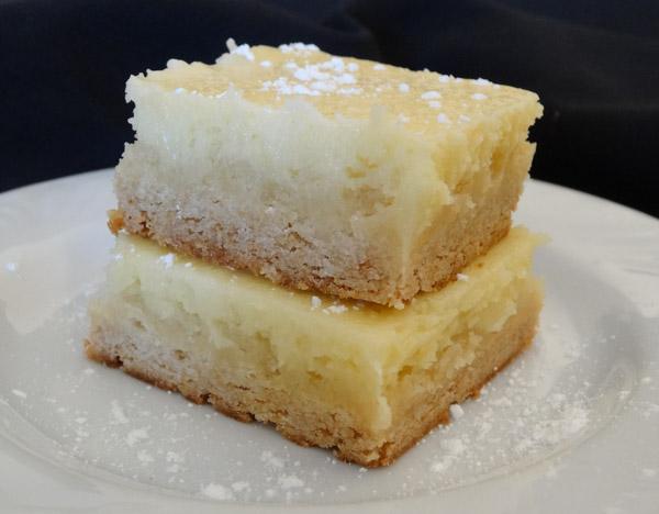 Lemon Gooey Butter Bars