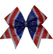 sublimation red white and blue