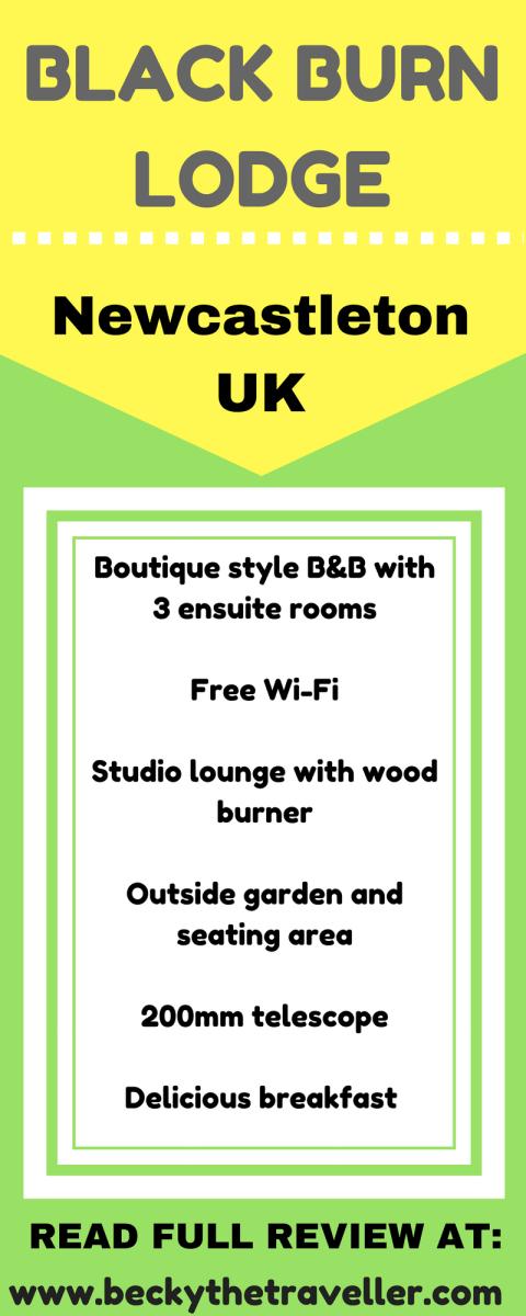Black Burn Lodge review